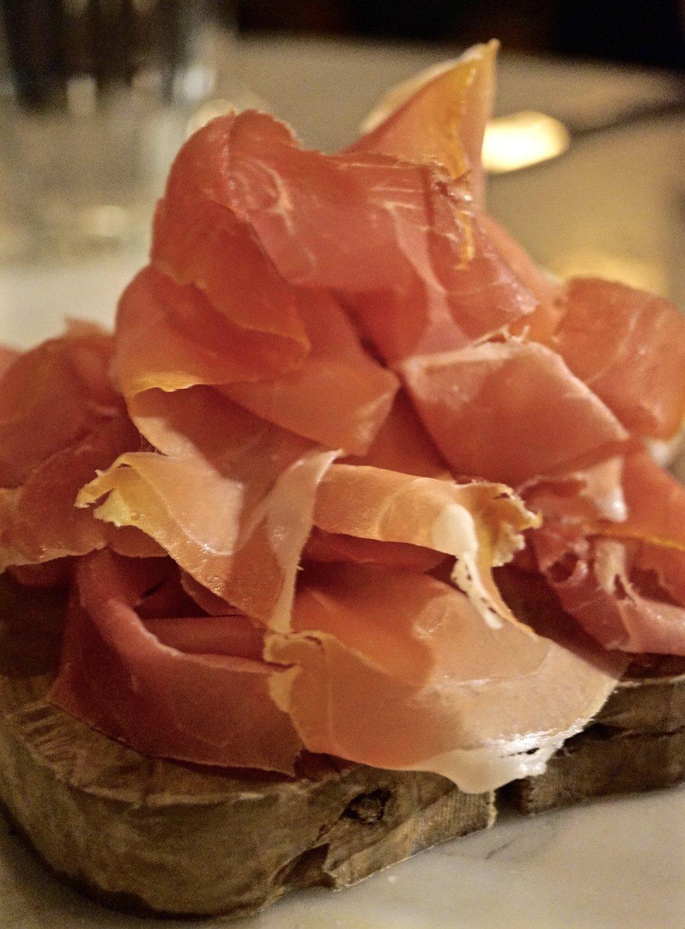 Parma Ham (aged 24 months)